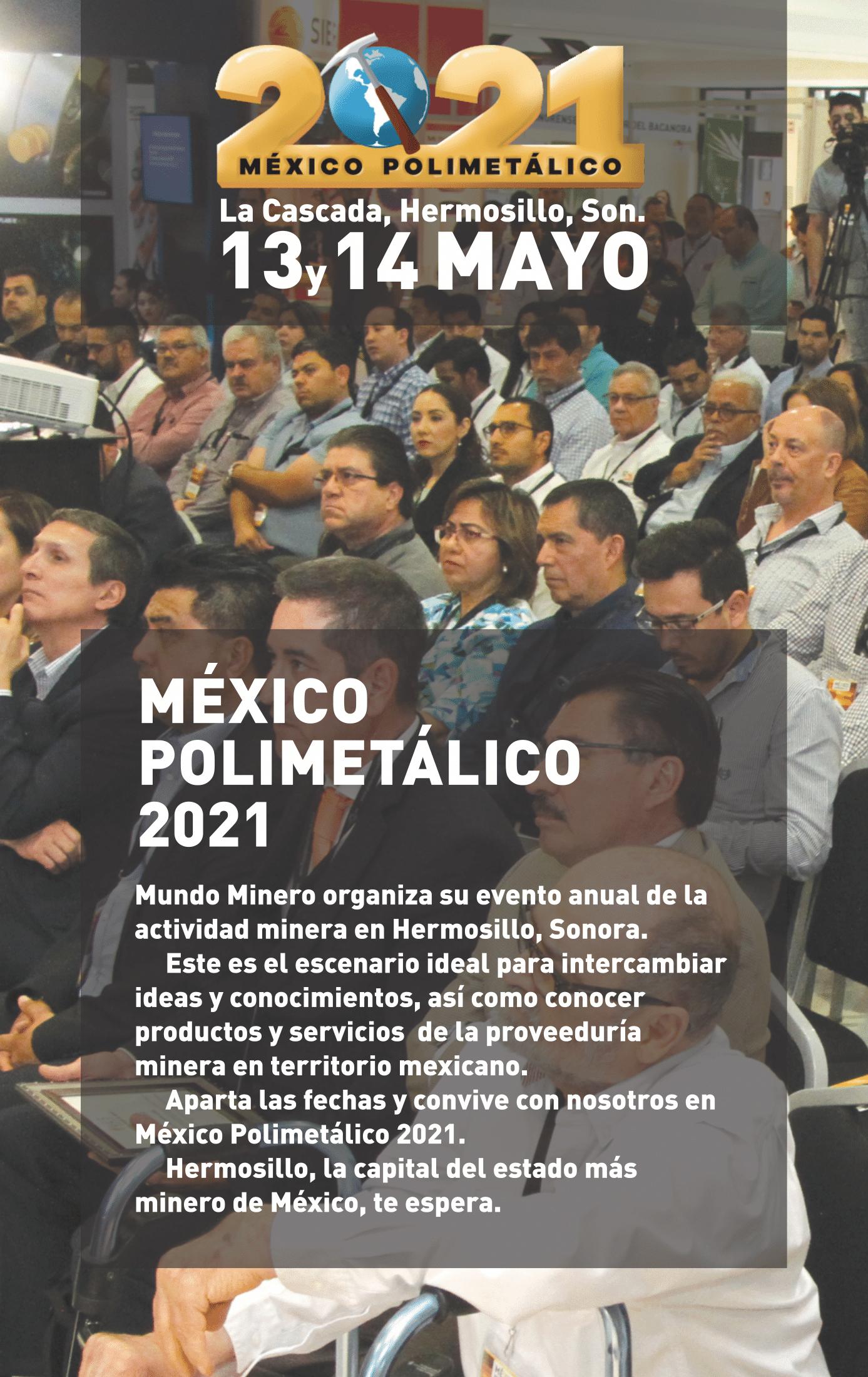 MEXICO POLIMETALICO 2021-2